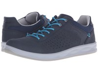 Lowa San Francisco Gtx Surround Navy Petrol Women's Shoes Blue