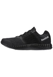 Reebok Zprint Run Hazard Gp Neutral Running Shoes Black Coal White