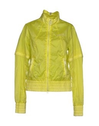 Crust Jackets Yellow