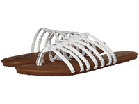 Billabong Beach Braidz Sandal White Women's Sandals