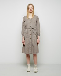 Visvim Wilder Check Dress