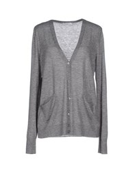 Equipment Femme Knitwear Cardigans Women Grey