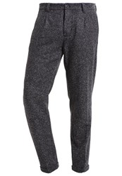 United Colors Of Benetton Trousers Dark Grey