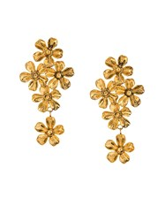 Jennifer Behr Flower Earrings 60