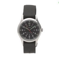 Timex For J.Crew Military Watch Faded Black