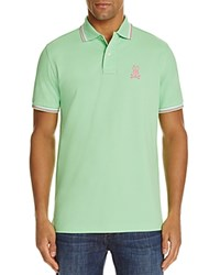Psycho Bunny Neon Regular Fit Polo Shirt Pistachio