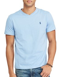 Polo Big And Tall Jersey V Neck Tee