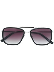 Frency And Mercury The Vintage Square Sunglasses Black