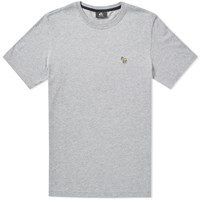 Paul Smith Zebra Logo Tee Grey