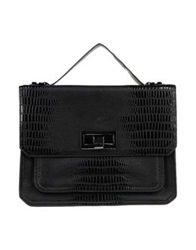 Stefanel Handbags Black