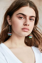 Venessa Arizaga Catch The Rainbow Earring Novelty
