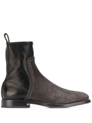 Brunello Cucinelli Ankle Boots Brown