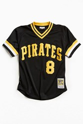 Mitchell And Ness Pittsburgh Pirates Jersey Black