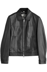 Burberry Donneshaw Leather Jacket