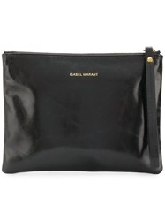 Isabel Marant Zipped Coin Pouch Black