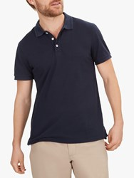 Jaeger Racking Polo Shirt Navy