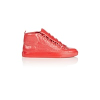 Arena High Top Sneakers Verm Rose