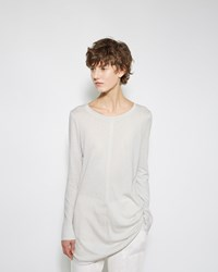 Raquel Allegra Jersey Tunic Top