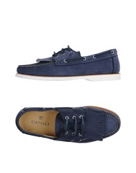 Canali Loafers Blue