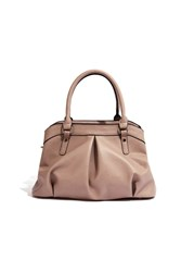 Oasis Tan Abby Tote Mid Grey