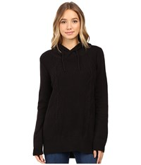 Hurley Cody Pullover Sweater Black Women's Sweater