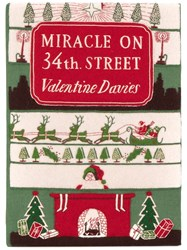 Olympia Le Tan Miracle On 34Th Street Book Clutch Green