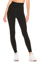 Beyond Yoga Spacedye High Waisted Midi Legging Black