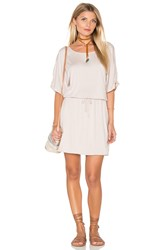 Michael Stars Cayleigh Dress Beige