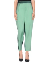 5Preview Trousers Casual Trousers Women Green