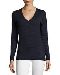 Minnie Rose Long Sleeve Pullover Top Taupe Heat