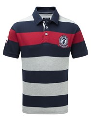 Tog 24 Roddick Mens Polo Shirt Red