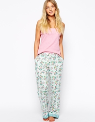Cath Kidston Kingswood Rose Long Pj Bottom Kingswoodrose