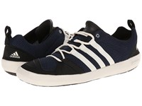 Adidas Climacool Boat Lace Col. Navy Chalk White Black Men's Shoes
