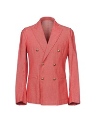 The Editor Blazers Red