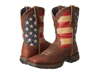 Durango Rd4414 Flag Dark Brown Women's Pull On Boots