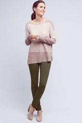 Anthropologie Fireside Cashmere Pullover Neutral Motif