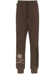 Mastermind Japan X Timberland Logo Embroidered Track Pants 60