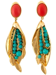 Aurelie Bidermann 'Monteroso' Clip On Earrings