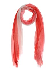 Snobby Sheep Scarves Red
