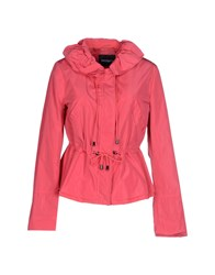 Max And Co. Coats And Jackets Jackets Women Coral