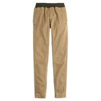 J.Crew Drapey Chino Honey Brown