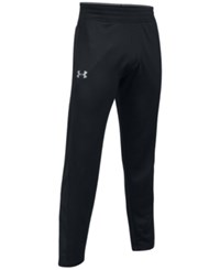 Under Armour Men's French Terry Track Pants Black