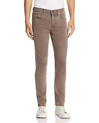 Paige Federal Twill Slim Fit Pants In Old Guard Old Guarge