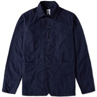 Post Overalls Engineers Xx Jacket Blue