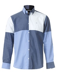 Eden Park Casual Barbarian Shirt Blue