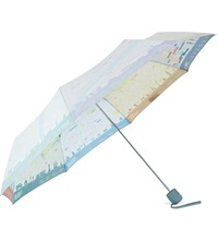 Fulton Brollymap Umbrella London Map