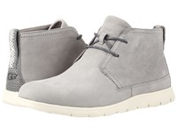 Ugg Freamon Capra Pencil Lead Men's Lace Up Boots Gray