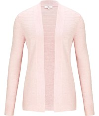 Cc Pink Edge To Edge Cardigan Pale Pink