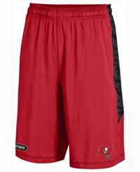 Under Armour Men's Tampa Bay Buccaneers Raid Novelty Shorts Red