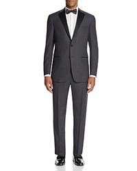 Hart Schaffner Marx Two Button Notch Tuxedo 100 Bloomingdale's Exclusive Grey